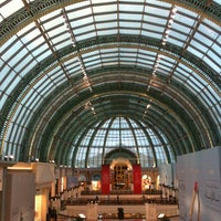 Photo taken at Mall of the Emirates Mosque مسجد مول الإمارات by Ahmed E. on 2/14/2014