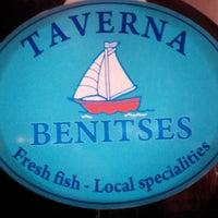 Photo taken at Taberna Benitses by John M. on 4/19/2014