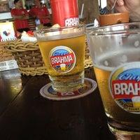 Photo taken at Quiosque da Brahma by Giordanni C. on 12/1/2012