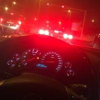 Photo taken at Mishref & South Surra Bridge's Traffic Light by 53 ( Close ) ,. on 6/17/2017