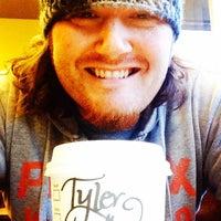 Photo taken at Starbucks by Tyler H. on 4/3/2014