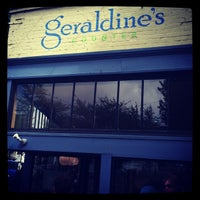 Photo taken at Geraldine's Counter by Andrew A. on 8/3/2013