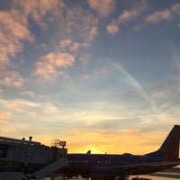Photo taken at Gate A7 by Tyler T. on 1/5/2016