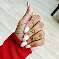 Photo taken at Pure Nail Salon by mydarling on 3/4/2017
