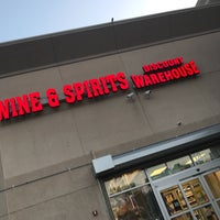 Photo taken at Wine & Spirits Discounts Warehouse by mydarling on 9/10/2017