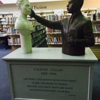 Photo taken at New York Public Library - Countee Cullen by mydarling on 9/24/2015