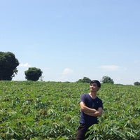 Photo taken at Wind Farm Huay Bong by MonoMaxiMuM T. on 5/28/2013