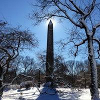 2/9/2013 tarihinde Sam B.ziyaretçi tarafından The Obelisk (Cleopatra's Needle)'de çekilen fotoğraf