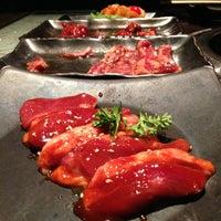 Photo taken at Gyu-Kaku Japanese BBQ by Sam B. on 12/23/2012
