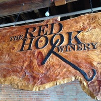 Photo taken at Red Hook Winery by Sam B. on 8/11/2013