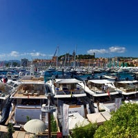 Photo taken at Cannes International Boat & Yacht Show by Dino M. on 9/13/2017