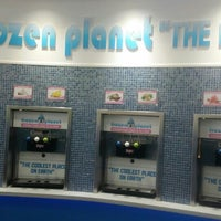 Photo taken at Frozen Planet Yogurt by Hilly Hill on 8/22/2015