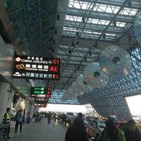 Photo taken at Terminal 2 by Vivian L. on 4/30/2013
