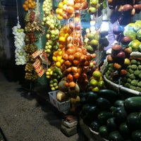 Photo taken at Sahib Sons Fruits Stall by NaaJ ¦. on 10/10/2015