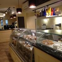 Photo taken at Clinton Bakery Café by Kay Slay on 11/18/2012
