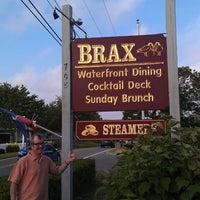 Photo taken at Brax Landing Restaurant by Tom M. on 7/23/2013