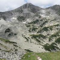 Photo taken at вр. Безбог, 2645м / Bezbog peak, 8677ft by Petromil D. on 7/4/2017
