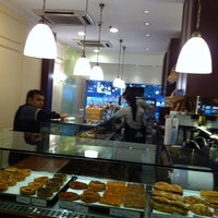 Photo taken at L'opera Patisserie by Ben T. on 1/21/2013
