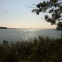 Photo taken at Terrell River County Park by Sheila 🌊☀️ M. on 10/5/2012