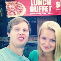 Photo taken at Pizza Hut by Slava M. on 9/20/2014