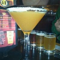 Photo taken at Gordon Biersch Brewery by Kelly D. on 4/2/2013
