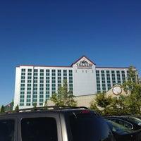 Photo taken at Tulalip Casino Resort by Jordan H. on 5/6/2013