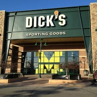 Photo taken at DICK'S Sporting Goods by Deb B. on 4/3/2013
