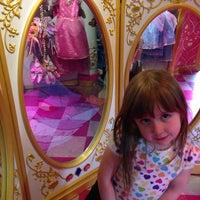 Photo taken at Disney Store by Debbie L. on 3/2/2013