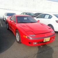 Photo taken at 46 Mitsubishi by Walter J. on 11/30/2012