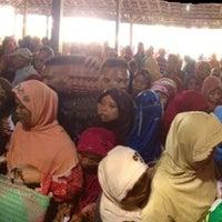 Photo taken at Balai Desa Ngerangan by Jyestha B. on 7/27/2013