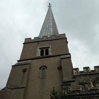 Photo taken at St Mary's Church by Atul S. on 5/19/2013