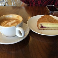 Photo taken at Marla Bakery by Tiffany W. on 8/30/2014