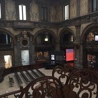 Photo taken at Palazzo Zevallos Stigliano by David C. on 5/21/2015