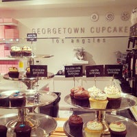 Photo taken at Georgetown Cupcake by Rebecca S. on 7/28/2013
