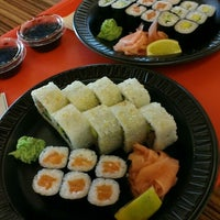 Photo taken at Sushi Roll by Michail P. on 9/13/2014