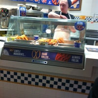 Photo taken at Auntie Anne's by Devon P. on 4/12/2013