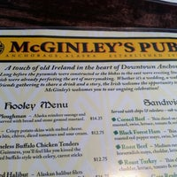 Photo taken at McGinley's Pub by Devon P. on 10/11/2012