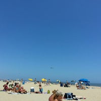 Photo taken at Ocean City Beach by Debby G. on 6/2/2013