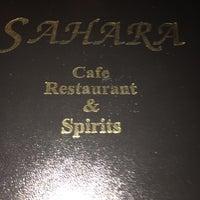 Foto diambil di Sahara Restaurant oleh Howard R. pada 2/17/2016