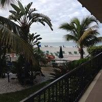 Photo taken at Limetree Beach Resort by Howard R. on 11/17/2013