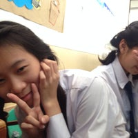 Photo taken at M.6/3 Math-Eng Classroom by จูง ค. on 2/1/2016