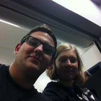 Photo taken at Oak Park Ice Arena by Clayton B. on 11/10/2012