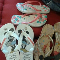 Photo taken at Havaianas by Kamilla L. on 9/18/2012