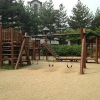 Photo taken at 노랑공원 by Jane Eunbyeol L. on 5/25/2013