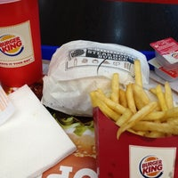 Photo taken at Burger King by CEREN ASENA A. on 10/23/2012
