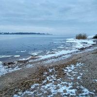 Photo taken at Mangaļsalas Chillspots/Viewplace by Jānis J. on 3/10/2018