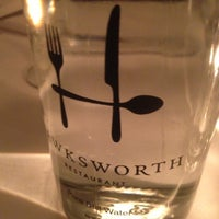 Photo taken at Hawksworth Restaurant by Michael S T. on 11/22/2012