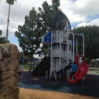 Photo taken at Boysen Park Playground by Carlos P. on 3/9/2013
