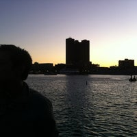 Photo taken at Inner Harbor Paddle Boat Dock by Helen L. on 10/15/2011