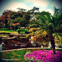 Photo taken at Tower Grove Park by Erin T. on 10/13/2012